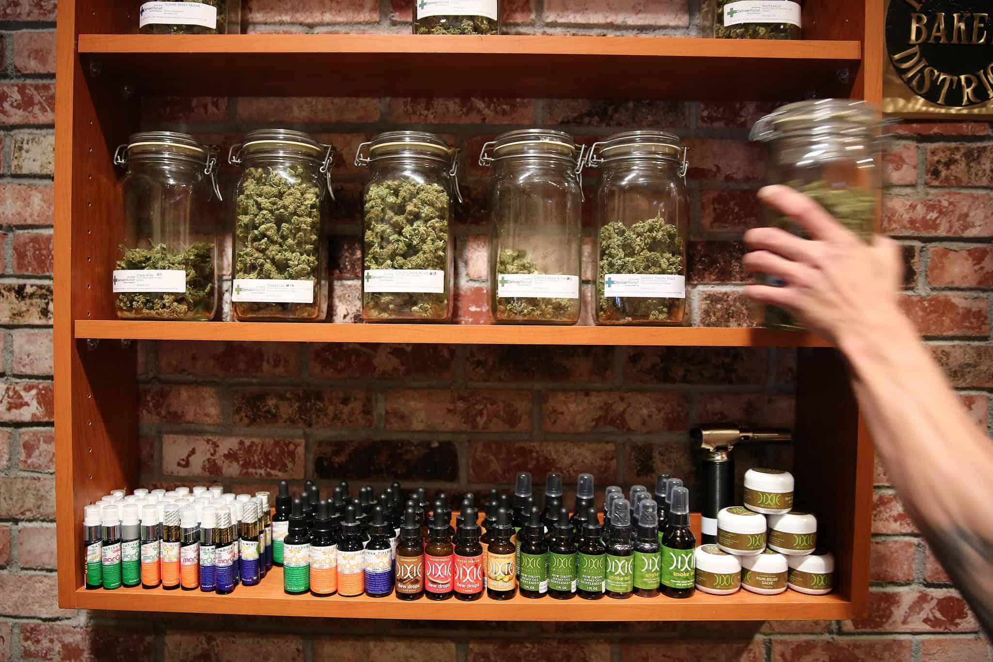 大麻を買う前に!大麻の量と価格ってどれくらい?
