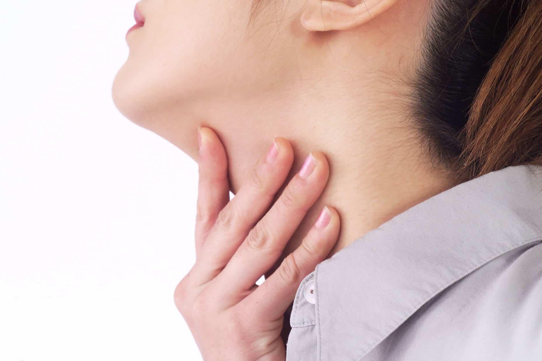 【喉に注意】日本に広がる病気をあの自然療法が救います!
