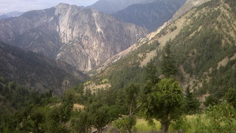 Hindu-Kush-Mountains