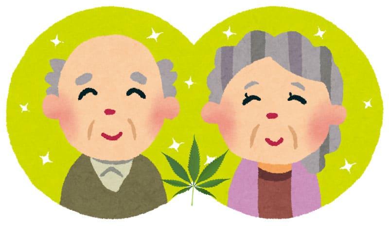「医療大麻と83歳の母」パーキンソン病と戦う【実体験】