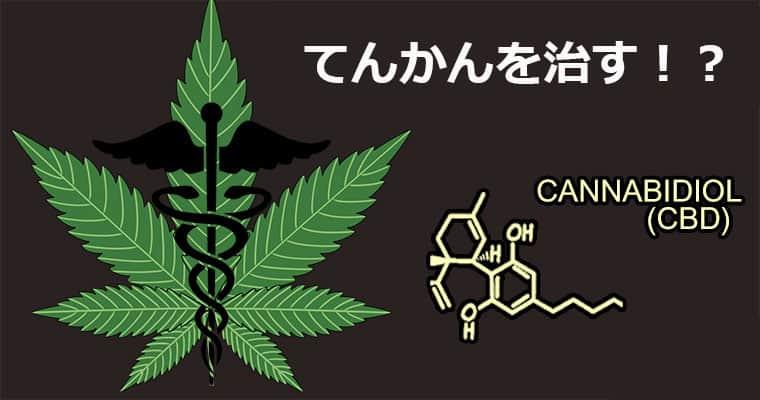 癲癇研究:明確な結果!医療大麻と小児難治てんかん