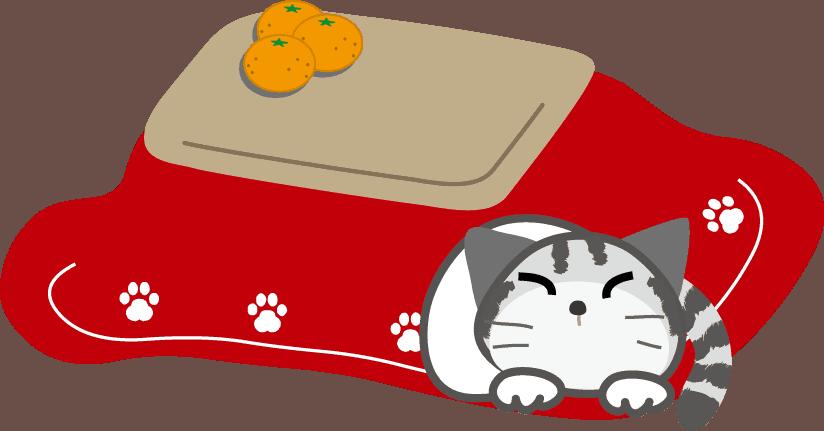 neko-kotatsu