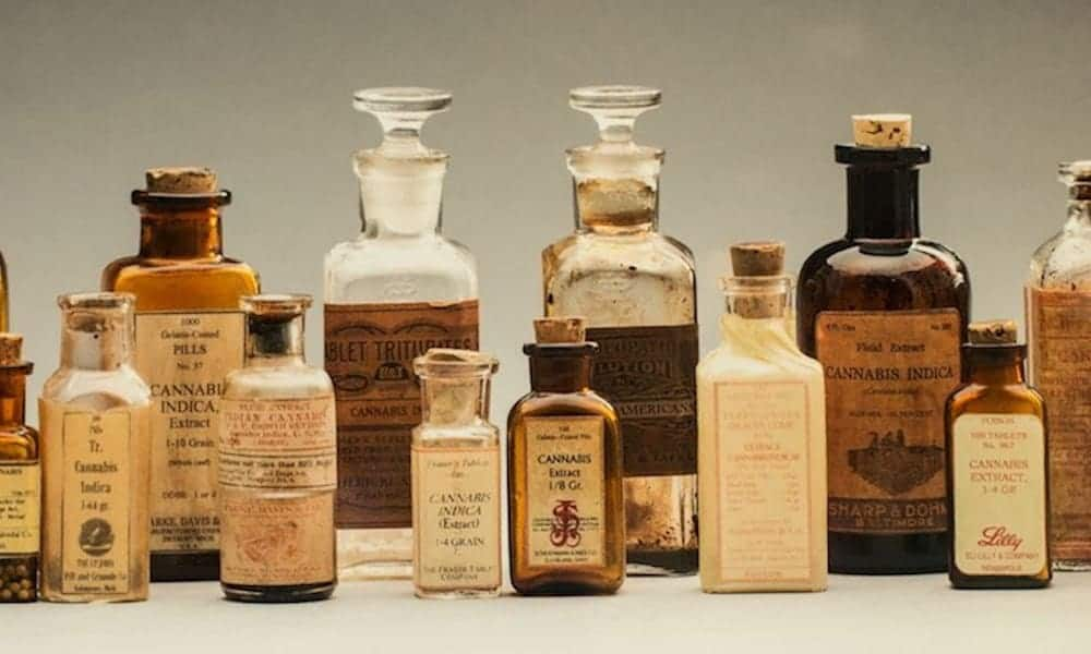 1930年、既に医療薬としての大麻(マリファナ)が存在した!?【写真あり】