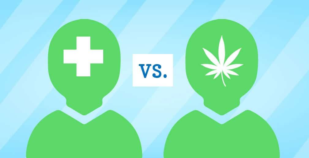 「医療大麻」と「嗜好(レクリエーション)大麻」の違いとは?